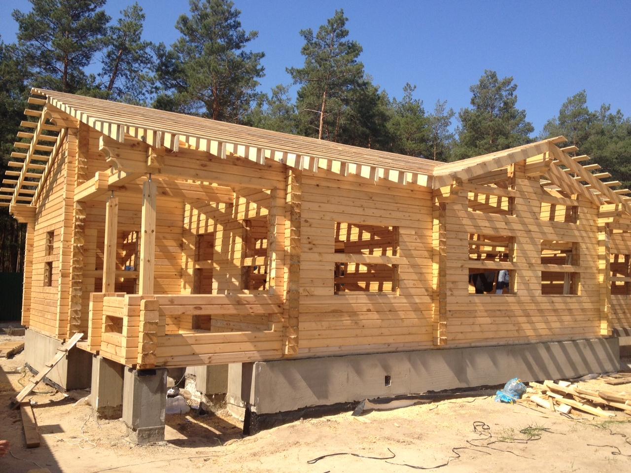 Строительство дома из бруса проекты фото