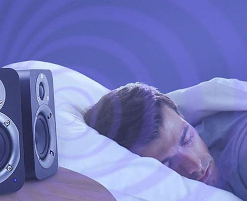 Звуковой кондиционер для защиты от ночного шума