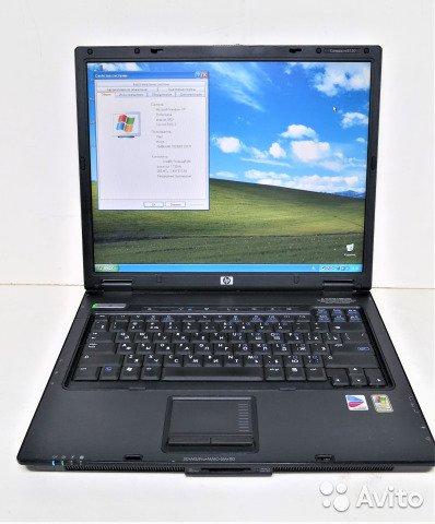 Ноутбук HP Compaq nc612023E